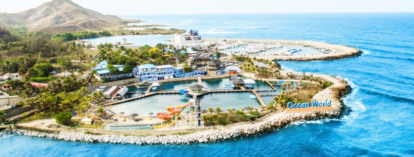 Ocean World Adventure Park, Marina & Casino