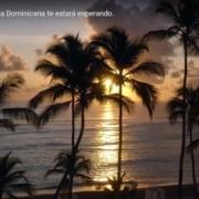 Quédate en casa. República Dominicana te espera.