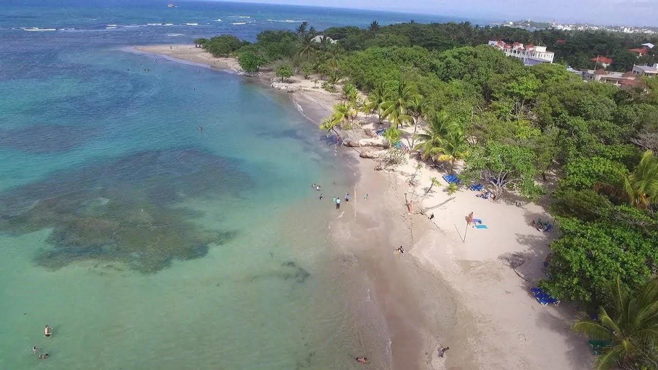 Playa Costambar Puerto Plata