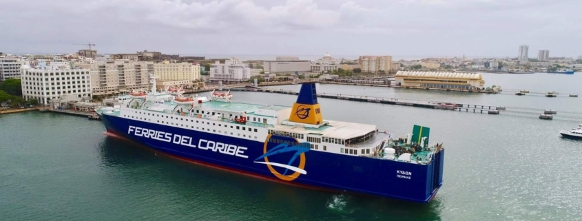 Ferries del Caribe