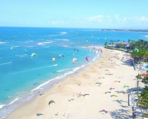 playas puerto plata